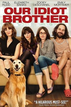 Watch Our Idiot Brother (2011) Full Movie Online Free