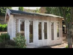 Whether you're looking for a sheltered place to unwind and enjoy the tranquility of your outdoor space, extend your home with an extra room suitable for an o. Garden Buildings, Hobby Room, Extra Rooms, Product Review, Stables, Alabama, Gazebo, Outdoor Structures, Cabin