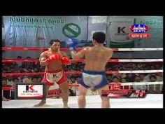 Yuk Yeak Khouch Vs Phorn Phalla SEATV 11 Jun 2016