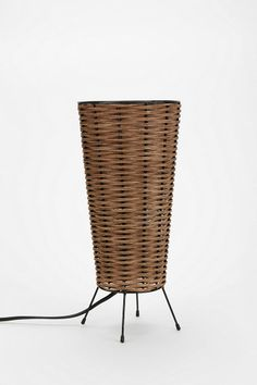 Basket Table Lamp #urbanoutfitters