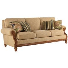 Buy Tommy Bahama Island Estate West Shore Sofa 7921-33-01 by Lexington Home Brands
