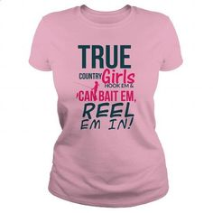 True Country Girls - #shirt design #navy sweatshirt. PURCHASE NOW => https://www.sunfrog.com/Outdoor/True-Country-Girls-Light-Pink-Ladies.html?60505