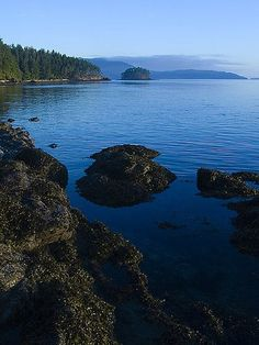 san juan islands - sunset. I WILL be here this summer.