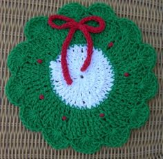Free Christmas Crochet Patterns - Squidoo : Welcome to Squidoo