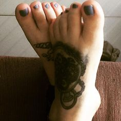 Sexy Toes, Foot Tattoos, Barefoot, Pretty, Instagram