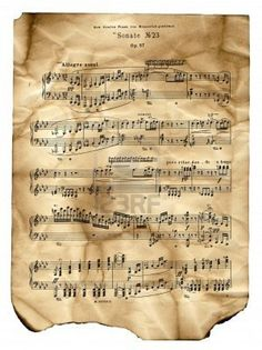 classical sheet music piano