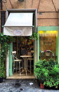Grano, Frutta e Farina Bakery - Rome, Italy