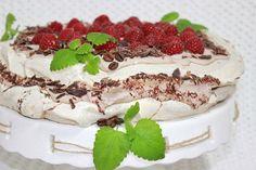 Recept: Pavlova torta s kávou Tiramisu, Ethnic Recipes, Food, Essen, Meals, Tiramisu Cake, Yemek, Eten