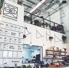 📷 from the wild and the moon instagram of their Dubai location || Saved by Gabby Fincham || 🍏🍉🍋