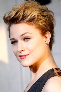 Evan Rachel Wood - Short Hair