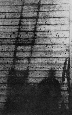 Shadows of Hiroshima atomic bombing, 8:15, August 6, 1945 :   1 - The person's shadow still on the stone stair, Hiroshima, Japan - 1945 - Source : Life magazine  2 - The shadow of a person standing on the steps, Hiroshima, Japan - 1945  3 - The shadow of a man at the time of the explosion was sitting on the steps in front of the bank, 250 meters from the epicenter. These steps were removed and are now an exhibit at the Hiroshima Peace Park museum, Japan - 1945  4 - More than a kilometer away…