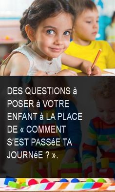 """Questions to Ask Your Child at the Place of """"How Was It Happened …"""" Questions to Ask Your Child in the Square of """"How Was Your Day? - Questions to Ask Your Child in the Square of """"How Was Your Day? Education Positive, Education Logo, Elementary Education, Music Education, Teacher Appreciation, Questions To Ask, This Or That Questions, Best Presentation Templates, Music Lessons For Kids"""
