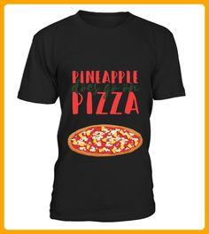 Pineapple does go on pizza TShirt - Shirts für bruder (*Partner-Link)