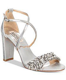 2bf67dacda7 Badgley Mischka Harper Evening Sandals Evening Sandals
