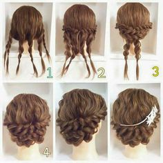 Fashionable braid hairstyle for shoulder length hair fabartdiy tip solutioingenieria Choice Image