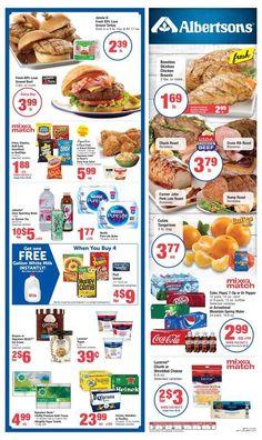Albertsons Weekly Ad September 9 - October 3 #grocery savings #Albertsons circular #UnitedStates