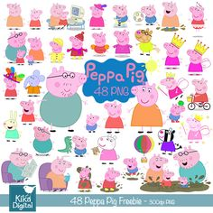 Free Download Printable Peppa Pig Clipart For Your