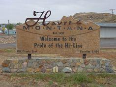 Havre, Montana