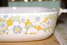 corningware floral bouquet pattern - Google Search