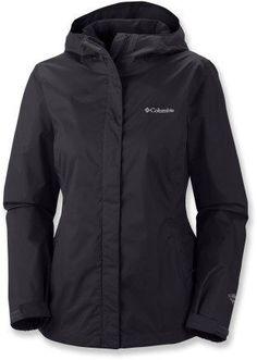 Columbia Arcadia II Rain Jacket. Maybe this year I'll finally get a real rain coat...