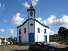 The church of Our Lady of the Holy Rosary, city of Conceição do Mato Dentro, Brazil