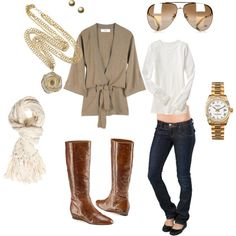 Fall Weekend, created by elementsofstyle on Polyvore