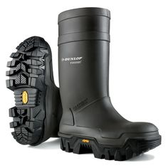 Dunlop® Explorer, Boots -Recognized with the iF DESIGN AWARD 2015, Discipline Product
