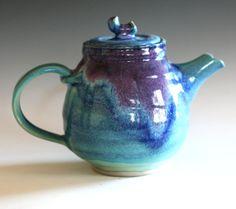 Ceramic Teapot, Handmade Teapot, ceramics and pottery on Wanelo