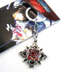 Vampire Knight Key Chain Vampire Knight Key Ring - Otaku Shop