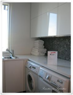 Corner with a window Washing Machine, Laundry Room, Corner, Home Appliances, Window, Laundry, House Appliances, Laundry Rooms, Appliances