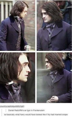 harry- if Lilly married Snape