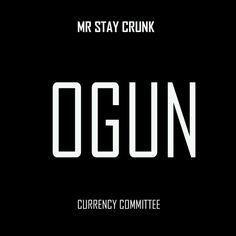 """Check out my new single """"Ogun"""" distributed by DistroKid and live on Amazon!"""