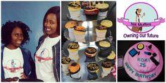 Tinyiko Mareane & Boitumelo Mogoai, founders of Nik Muffins (South Africa) Social Enterprise, Creating A Business, Life Skills, South Africa, Muffins, Baking, Food, Muffin, Bakken