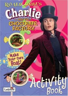 Image result for charlie and the chocolate factory food tie ins