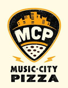 Music City Pizza: Branding & Packaging from Anderson Design Group