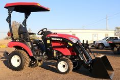 We Deliver! Brand New! 2018 YANMAR 221XH 4x4 22HP Tractor - $12950 call or text Sean  843-321-1500 Yanmar Tractor, Tractors For Sale, Equipment For Sale, Outdoor Power Equipment, 4x4, Brand New, Garden Tools