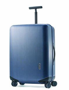 "Samsonite Luggage Inova 20"" Carry On Spinner (One size, Indigo Blue)"