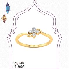 """""""DESIGN NO: R329 GROSS WEIGHT: 0.919 GM APPROX DIAMOND WEIGHT: 0.11 CT APPROX KARAT: 18K CLARITY: VS-SI-H-I"""" Eid, Clarity, Engagement Rings, Diamond, Jewelry, Design, Jewellery Making, Enagement Rings, Jewelery"""