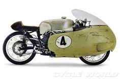 Image result for 50s racing motorcycles aerodynamics