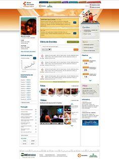 Site Bônus Prevenção para Gestantes. Programa de Prevenção Preventiva. Grupo Notredame Intermédica. (2010)