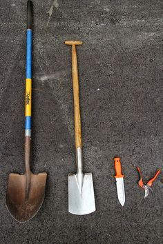 The Impatient Gardener: MY FAVORITE GIVEAWAYS: A LIFE-CHANGING SPADE