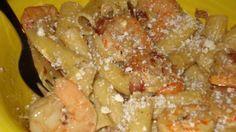 Cajun Shrimp Penne Pasta