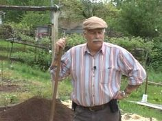 Gardening with Hank - Creating Rows - YouTube