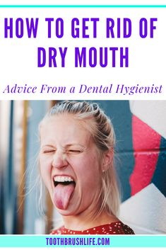 Dry mouth remedies and how to get rid of dry mouth. Causes of dry mouth. Dry mouth at night and dry mouth cures. Dental Hygienist, Dental Care, Remedies For Dry Mouth, Mouth Problems, Bad Breath Remedy, Small Intestine Bacterial Overgrowth, Spray Moisturizer, Persistent Cough, Oral Health