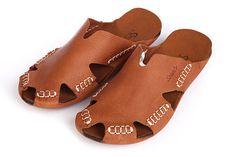 Zapatos hechos a mano para las mujeres zapatos sandalia