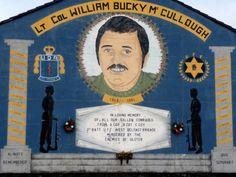 A Tour of the Creepy Murals of Belfast, Ireland