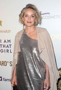 Sharon Stone May 17, 2017