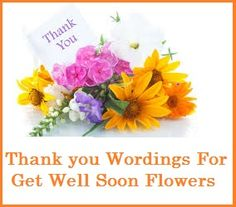 how to write a thankyou note for get well wishes
