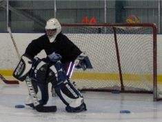 The Keys to Perfect Positioning in the Net – for Ringette Goalies   Ringette Tips