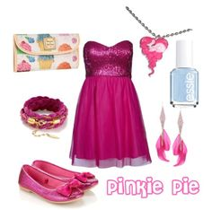 Pinkie Pie homecoming outfit